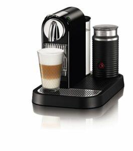 Nespresso D121 US4 BK NE1 Citiz