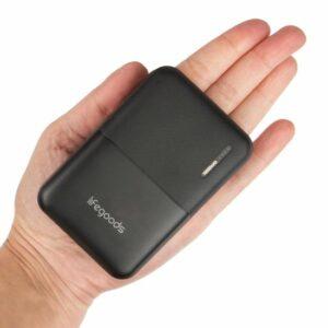 LifeGoods 10000 mah Powerbank - Kleine Licht Gewicht Externe Batterij met Quick Charge